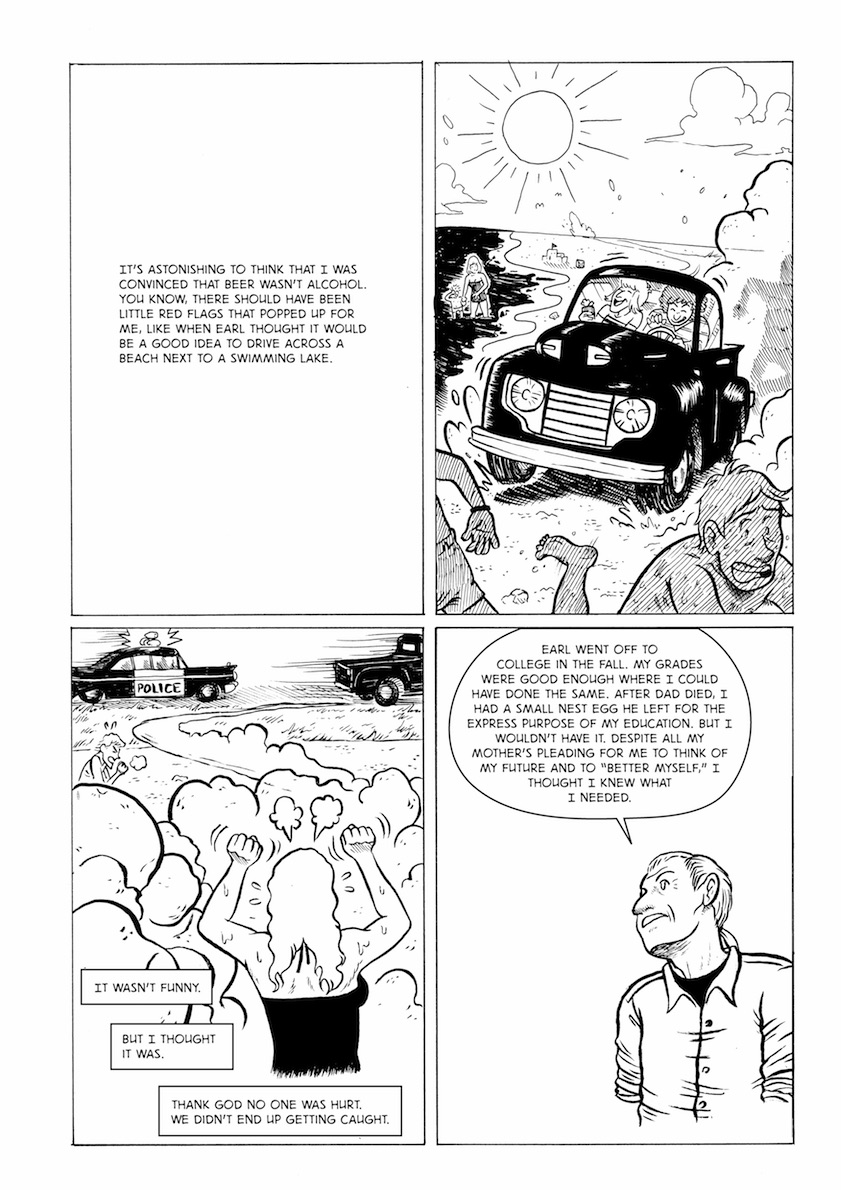 SOBRIETY: A Graphic Novel • pg. 26