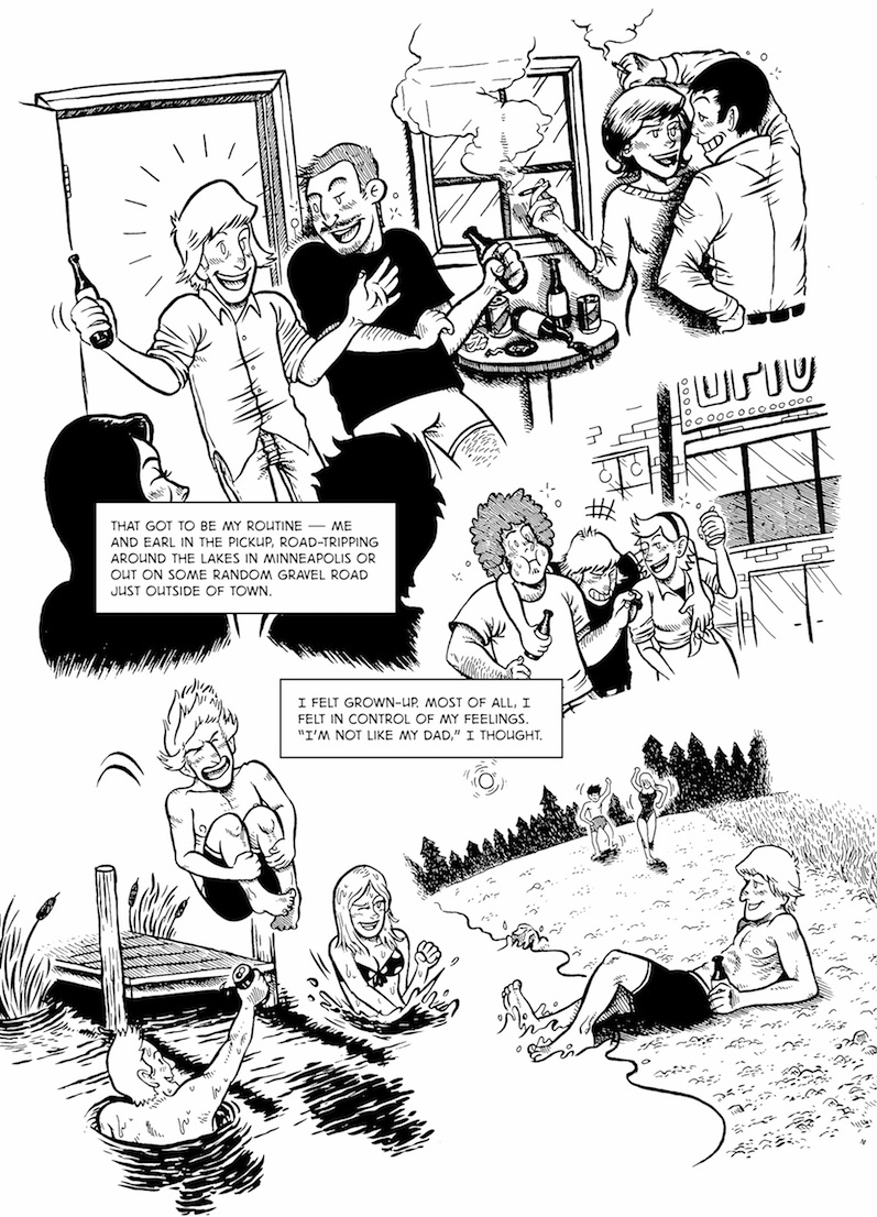 SOBRIETY: A Graphic Novel • pg. 25