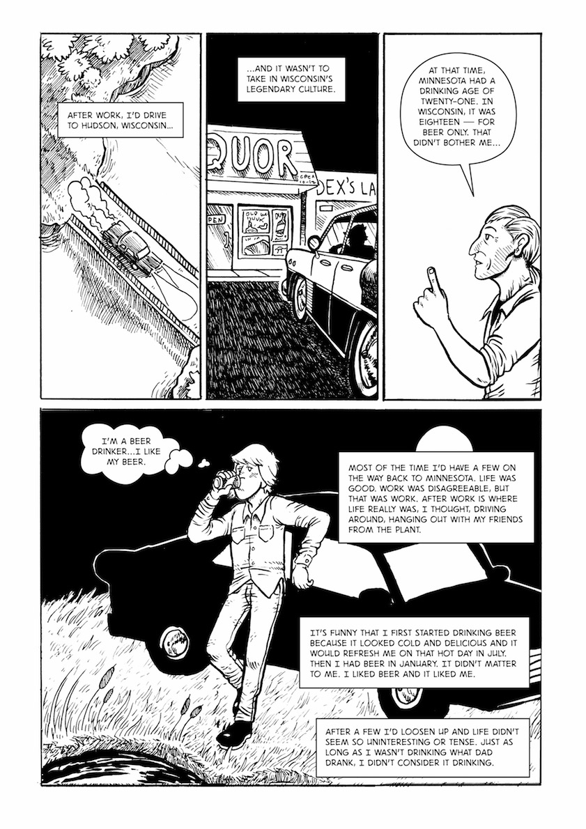SOBRIETY: A Graphic Novel • pg. 28