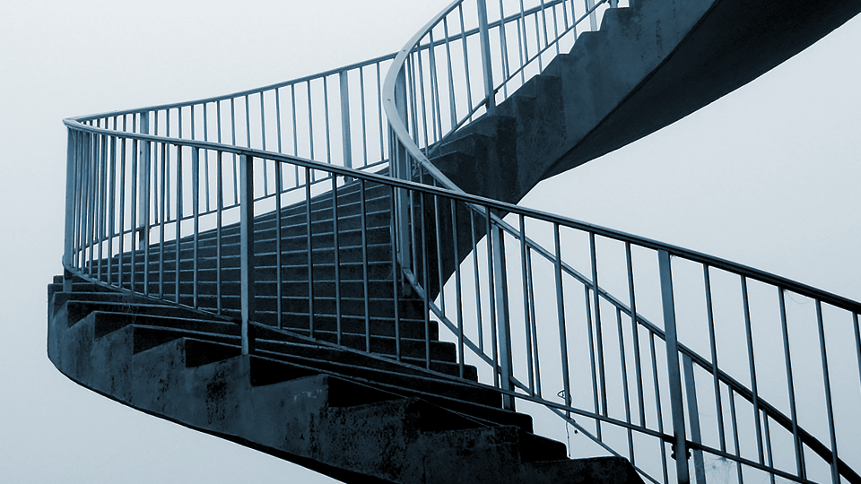 Stairway to ?  / 2011 / Martin Fisch / CC via  Flickr
