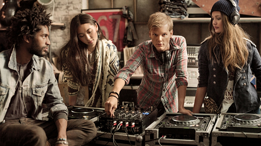 Styling for Denim & Supply (Ralph Lauren) feat. Avicii