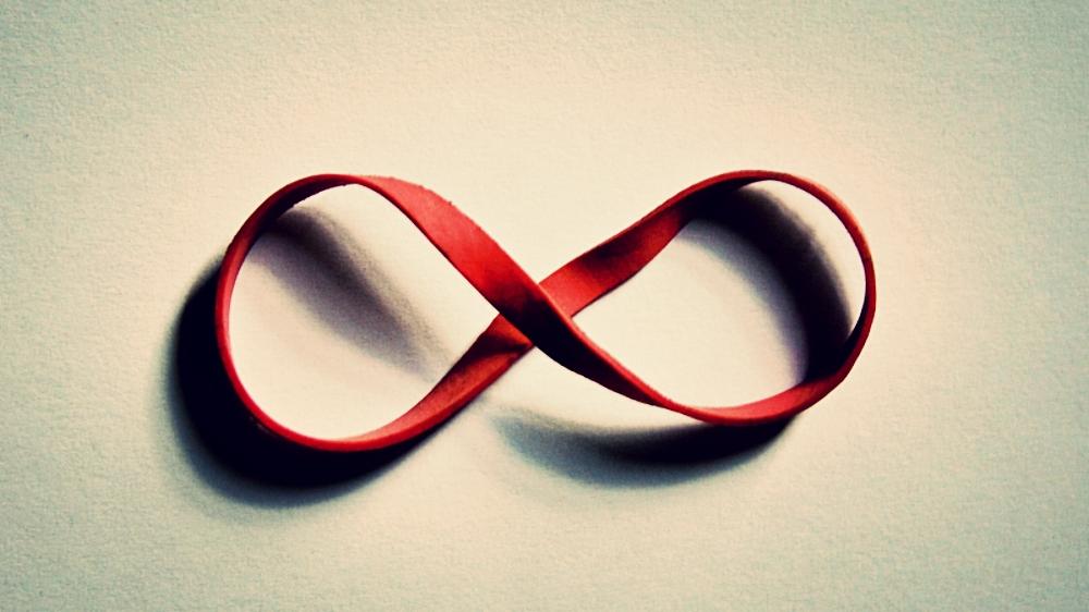 Rubber Infinity (edit) / Mark Ramsay / CC  via Flickr