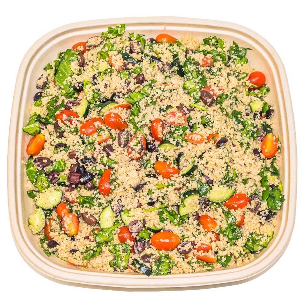 Mediterranean Power Bowl - $65 / $958–10 servings / 12–15 servings