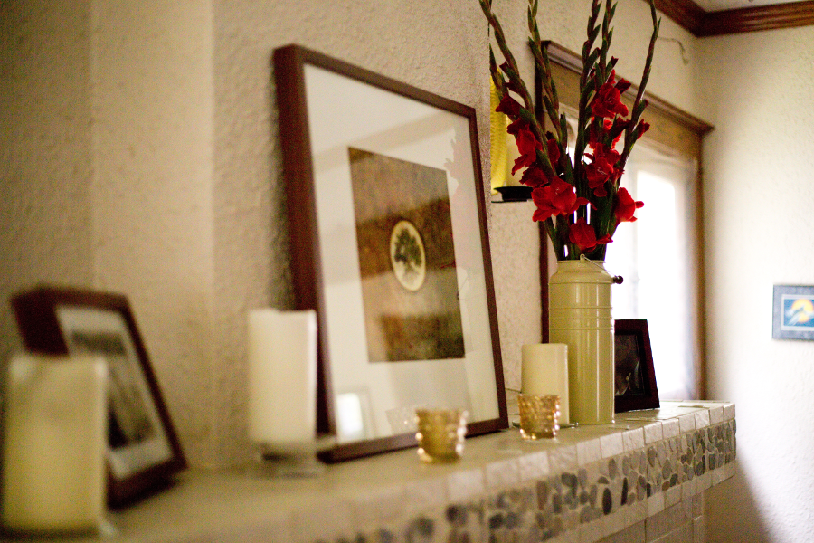 Decorating & Room Redesign -photo courtesy of Amy Anderson Photography 2014