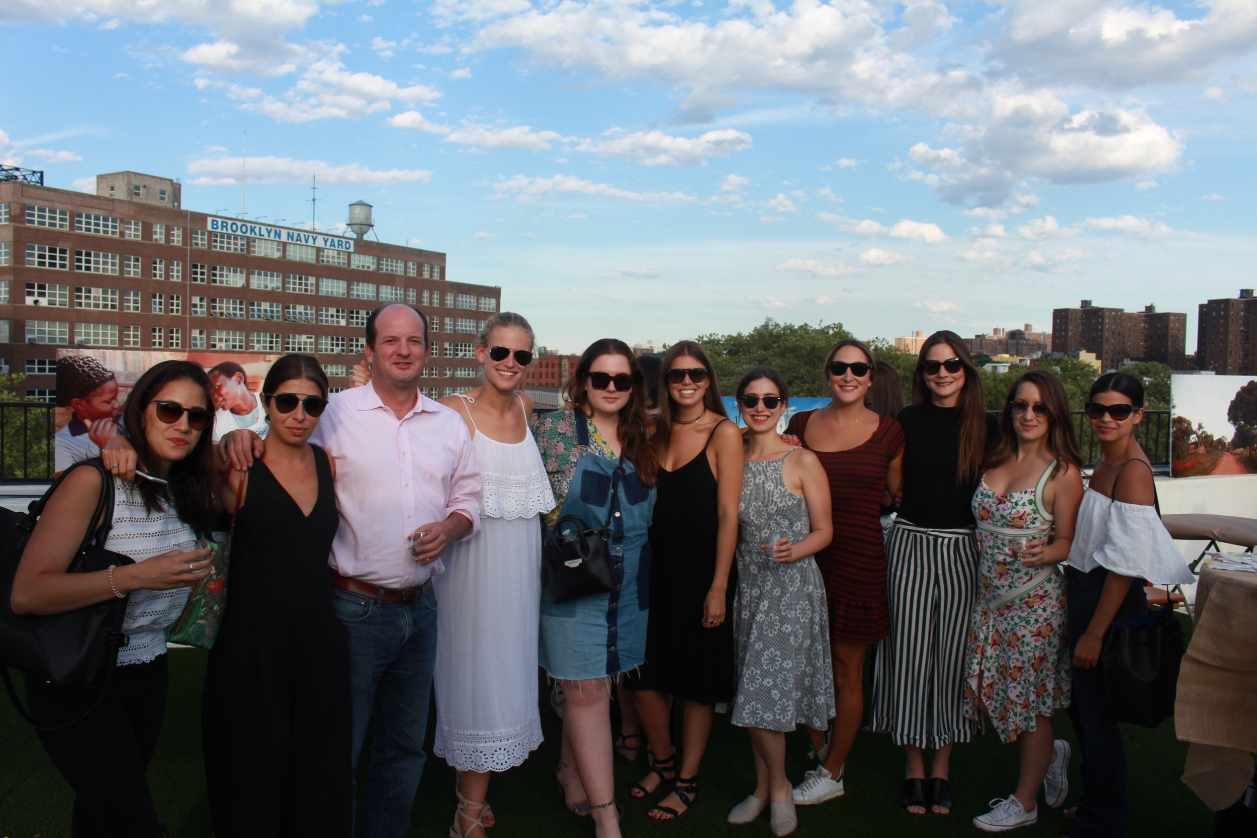 The team behind The Coveteur.