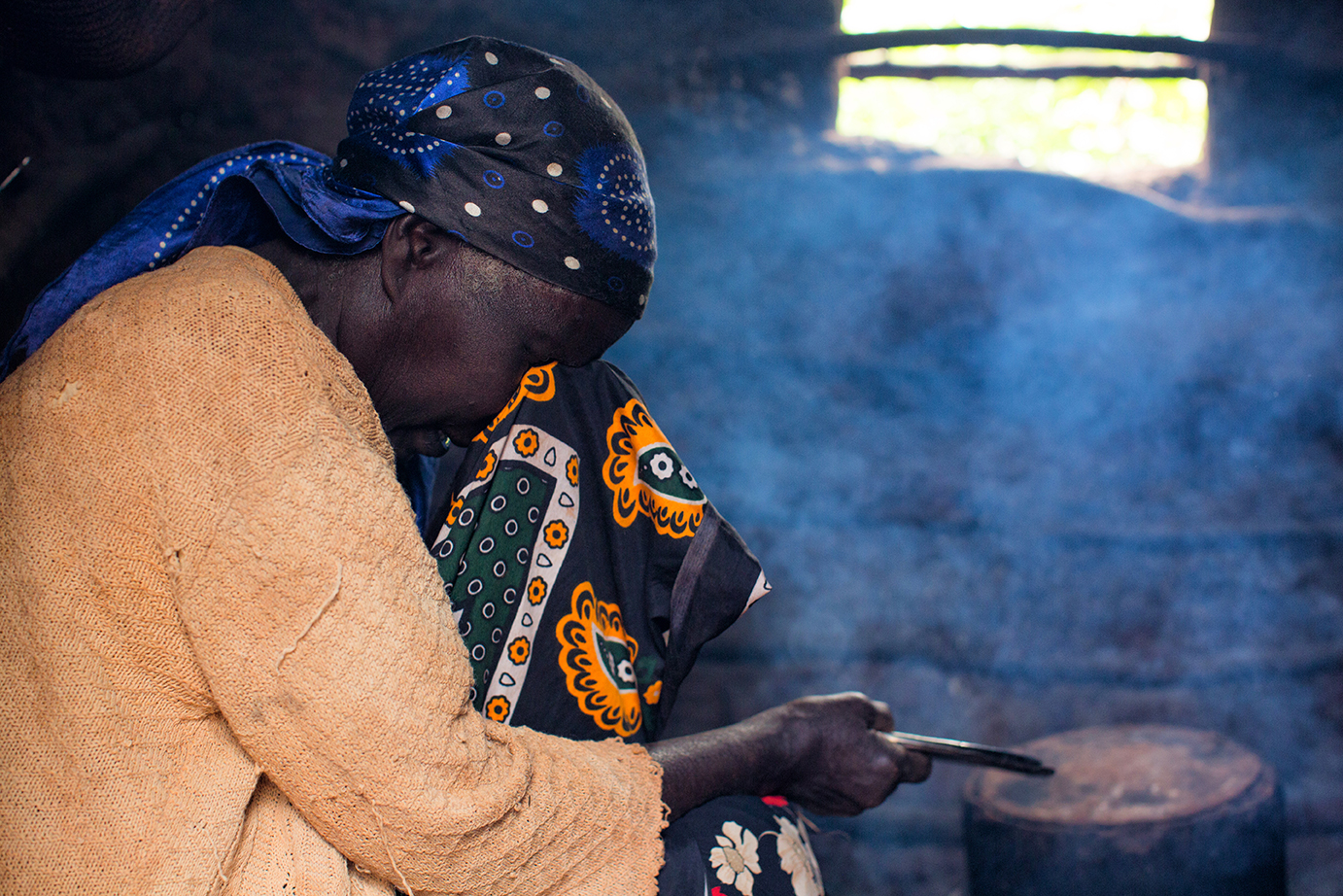 <p><strong>Environment</strong>Enabling women to breathe easier.<a href=/environment>Learn More →</a></p>