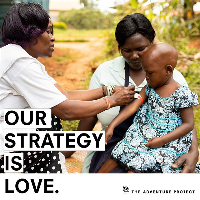 Introducing, our first audio story from the field.  Click here to listen: https://www.theadventureproject.org/news/2019/8/27/our-strategy-is-love  You make stories like this possible. Please take a listen and let us know what you think!  #uganda #health #podcast #stories #love #loveislove