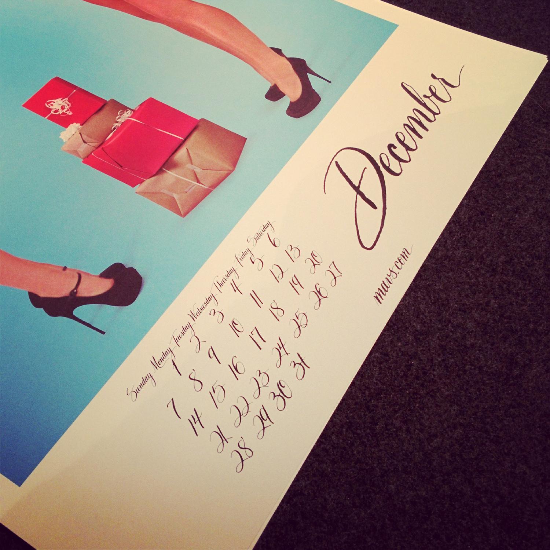 calligraphy-dallas-mavericks-dancer-calendar-december-los-angeles-variation.jpg