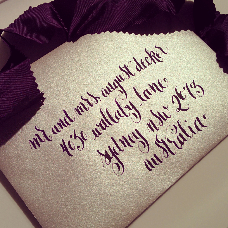 calligraphy-envelope-barcelona-royal-purple-ink-on-silver.jpg