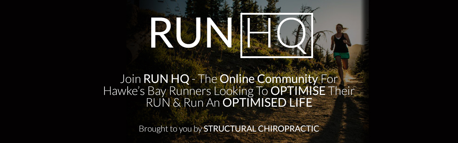 Join Run HQ - The Online Community For Hawke's Bay Runners