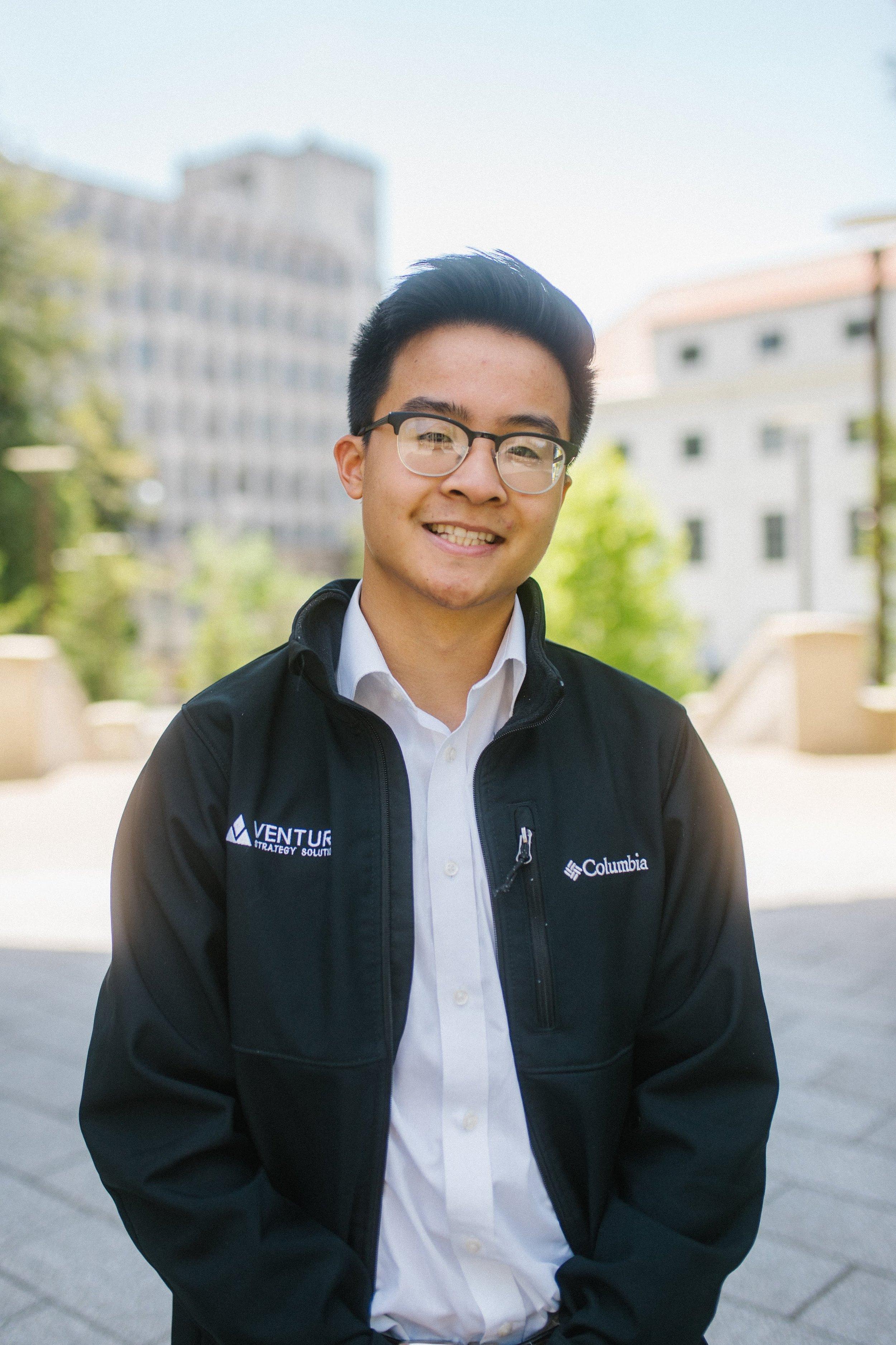 Duy Nguyen   Senior Advisor  duynguyen10@berkeley.edu  LinkedIn
