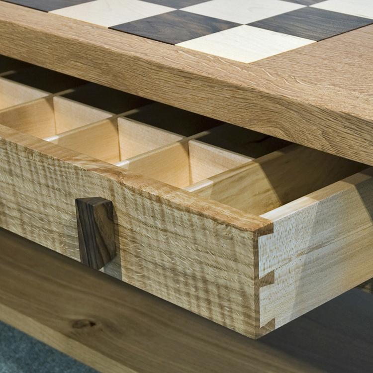Chessboard Coffee Table Stephen Finch Furniture Maker
