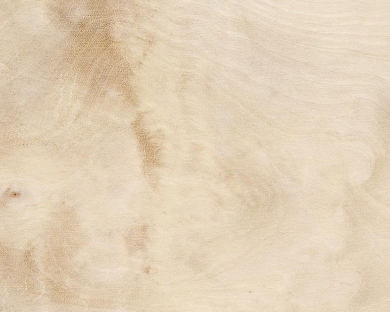 Local Hardwood: Marbled Birch