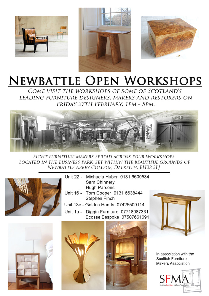 newbattle abbey workshop open day