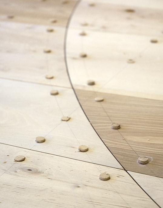 Wooden plugs