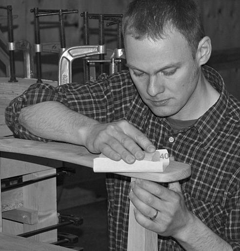 Stephen Finch handmade furniture