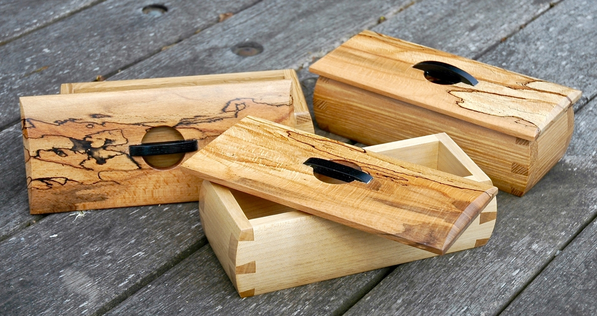 3 Spalted Beech Boxes - 063.jpg
