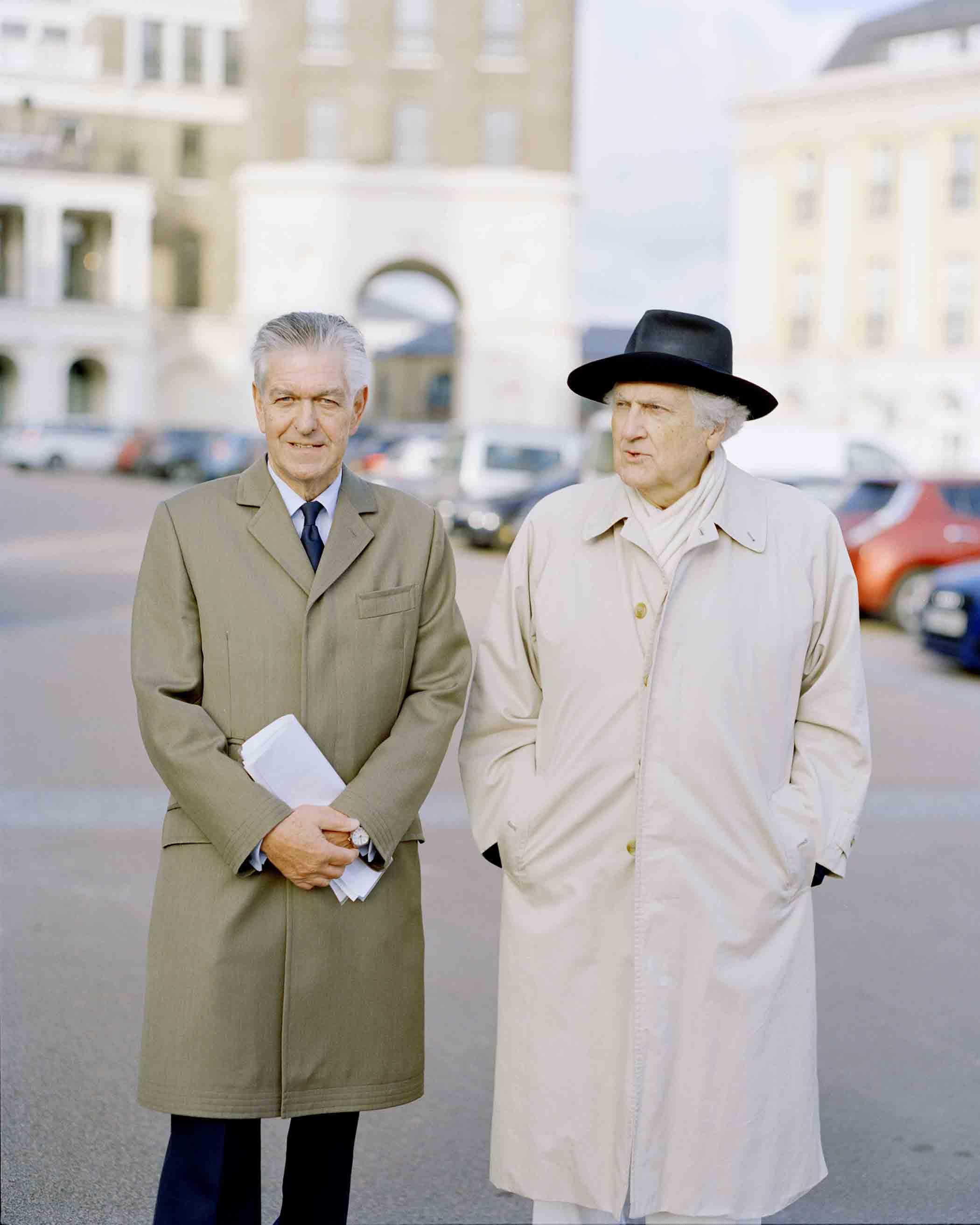 Leon Krier and Andrew Hamilton, for Building Britain.