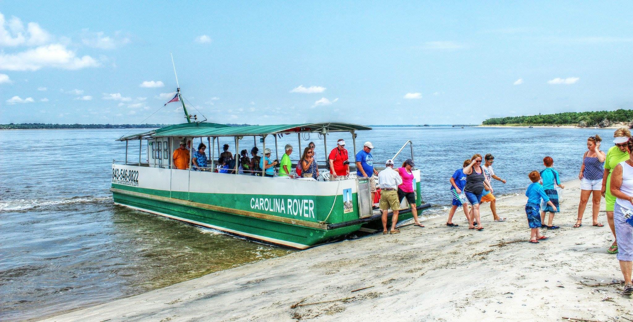 Rover Tours Beach