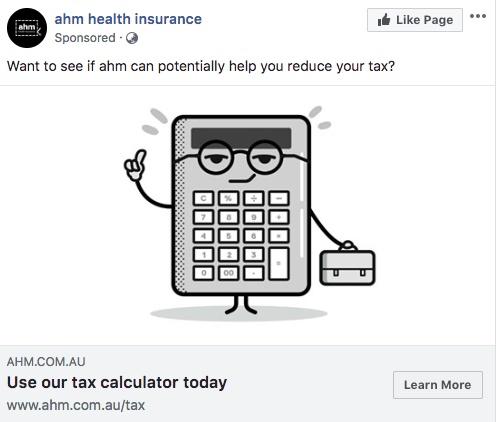 Ads-I-Love-AHM-Insurance-Tax-Facebook-Ad-BrightRedMarketing-Blog.jpg