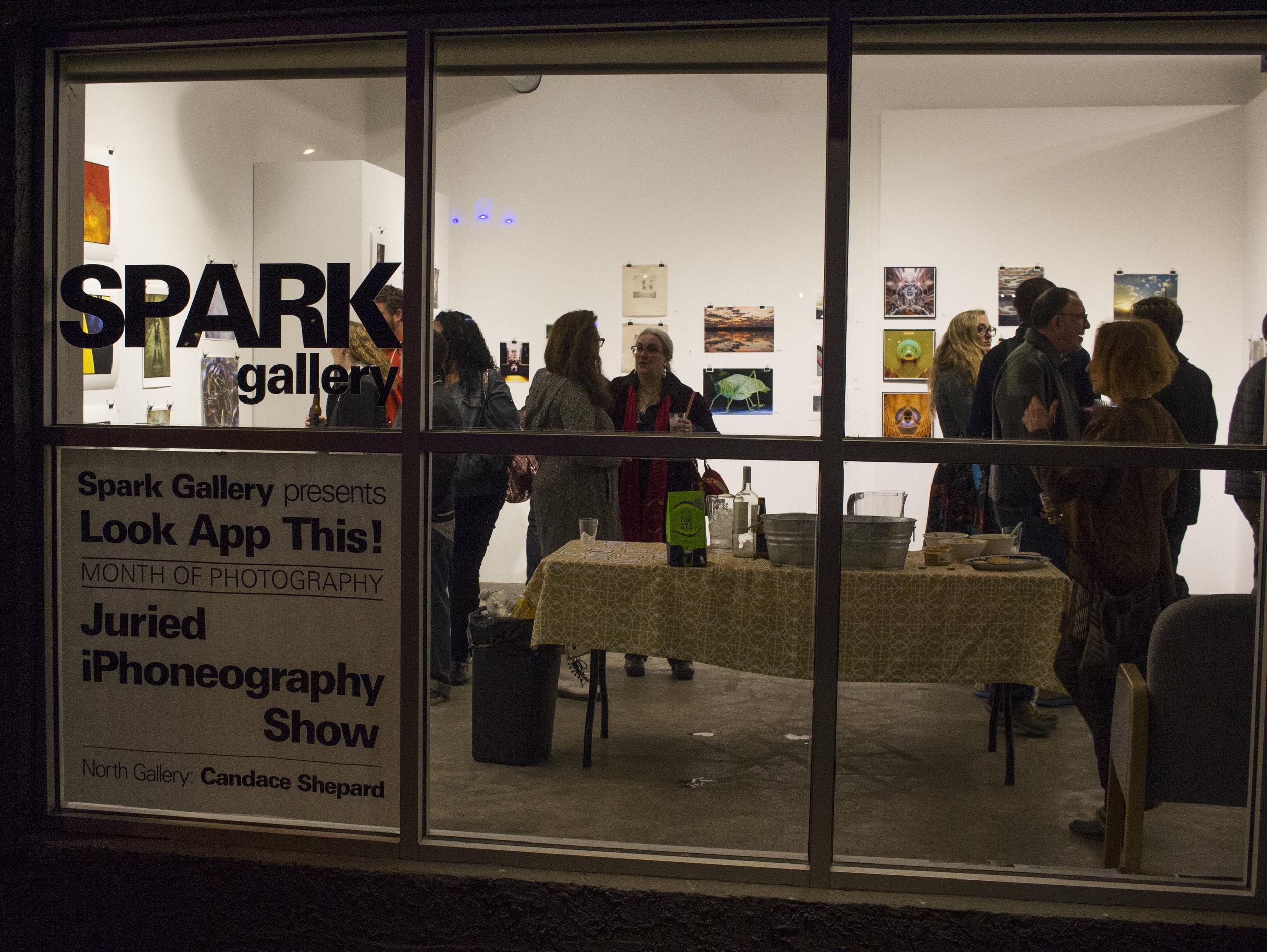 spark gallery