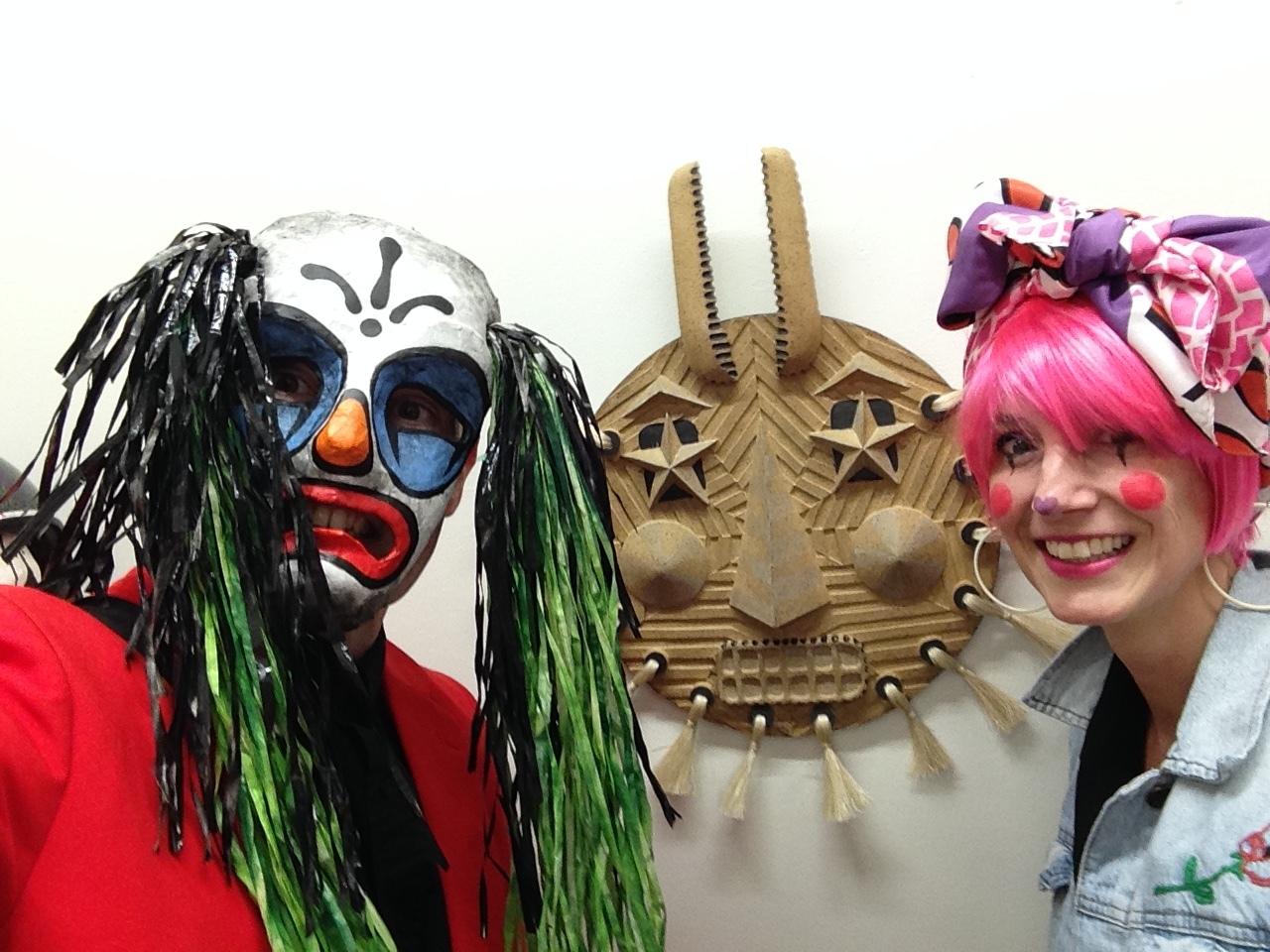 With Nashville ceramics artist Keavy Murphree