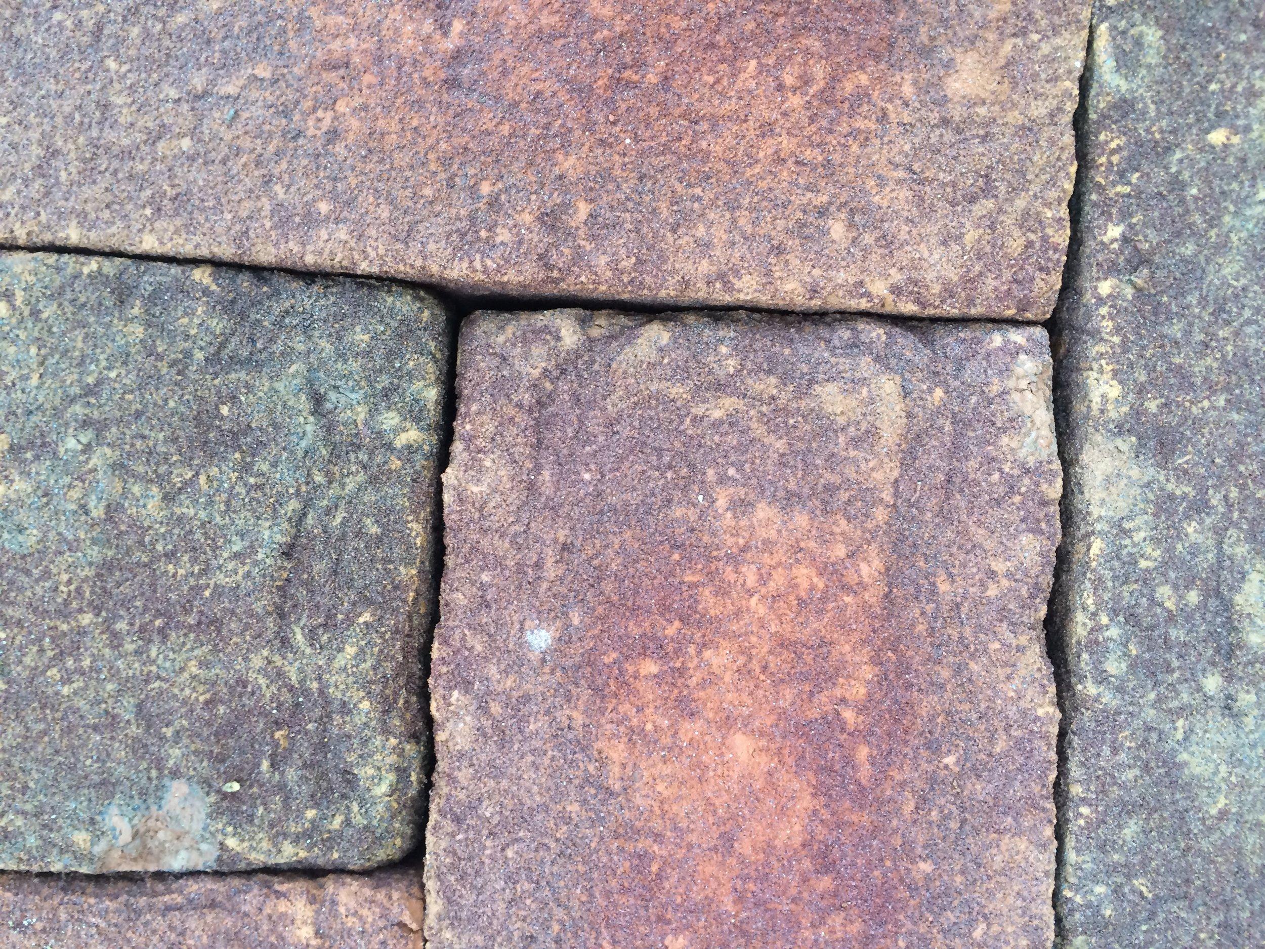 Sand-Molded Clay Brick Paver