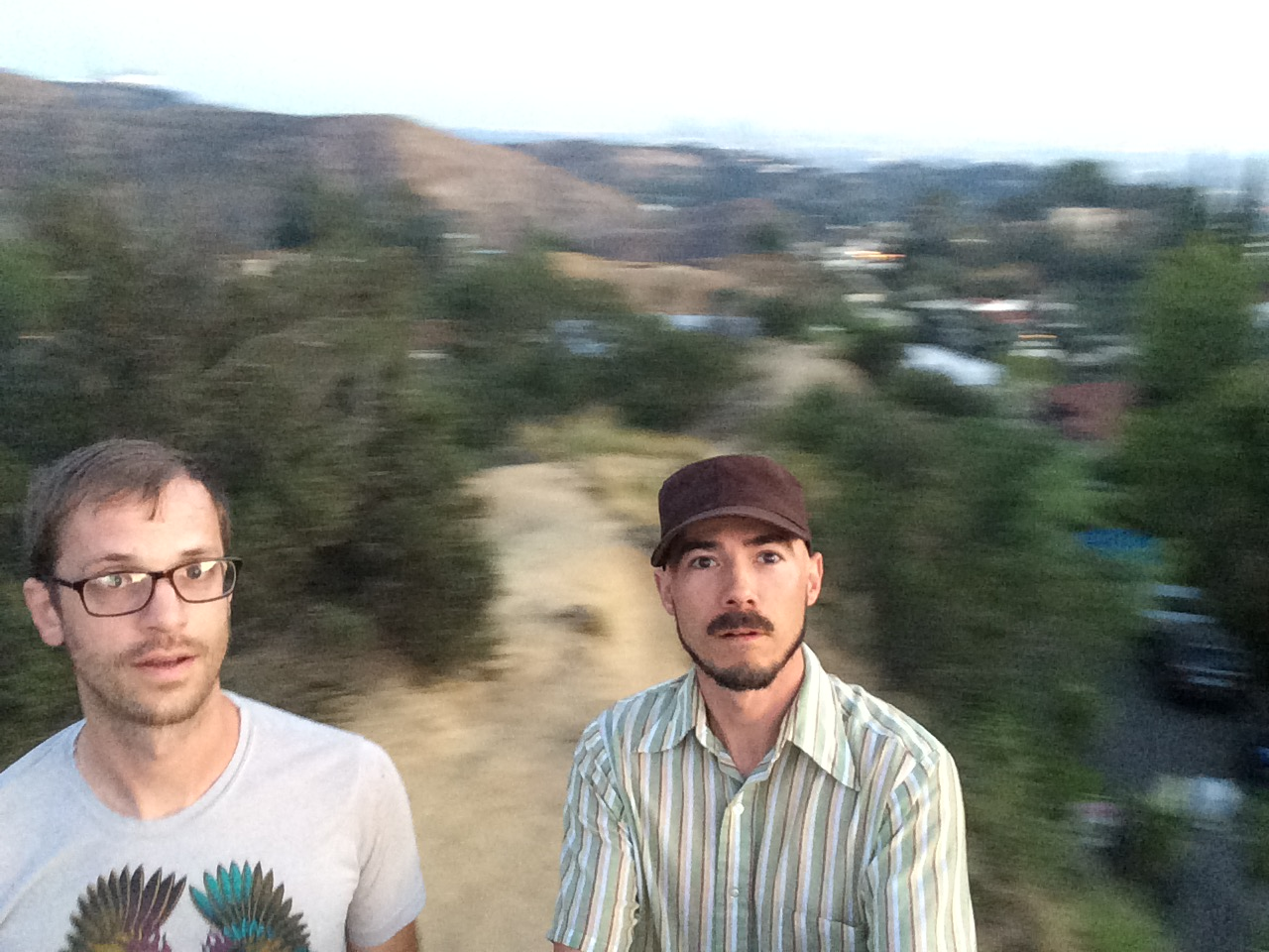 Hollywood Hills!