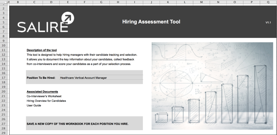 Hiring Assessment Tool