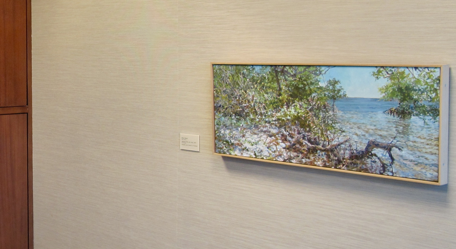 A beloved Bruce Marsh piece, one of the first we purchased for the collection.