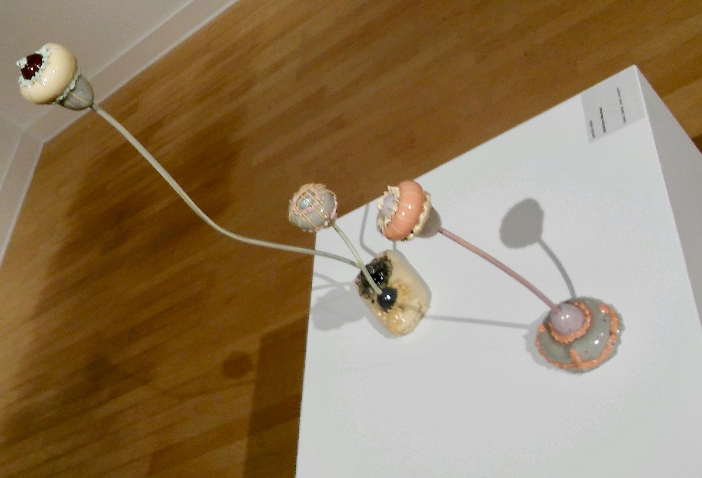 Jenn Miller, UT Scarfone/Hartley Gallery Faculty Show thru Sept 14