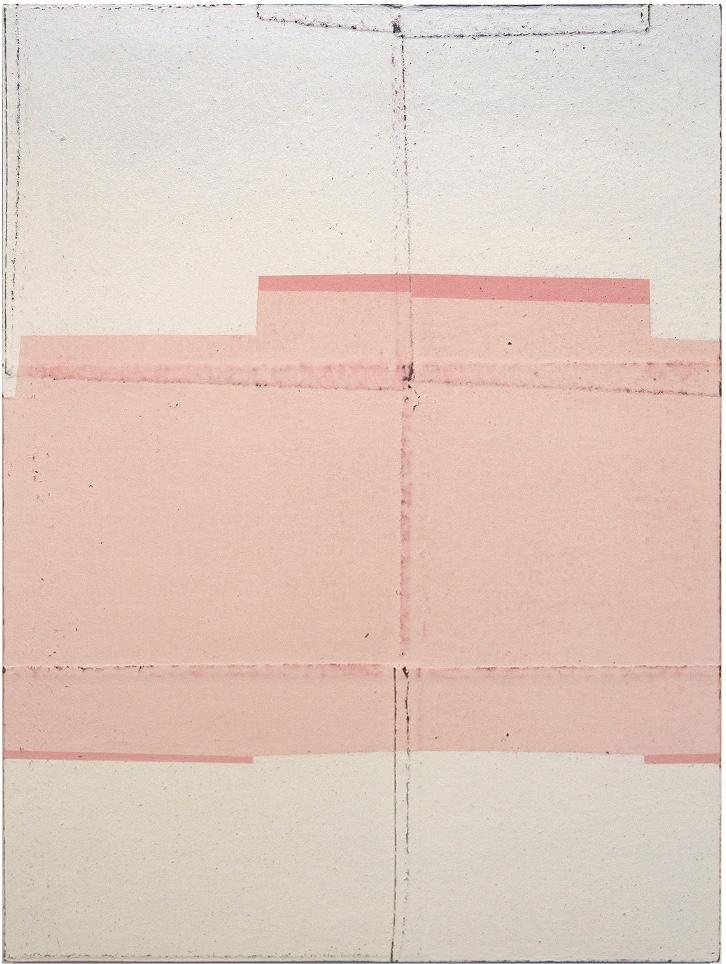 "Babette Herschberger, detail from ""Interrupted Structure #26"""