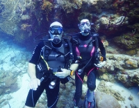 SCUBA in Belize
