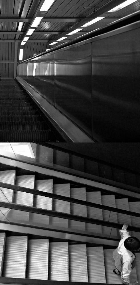As Above, So Below   Escalator