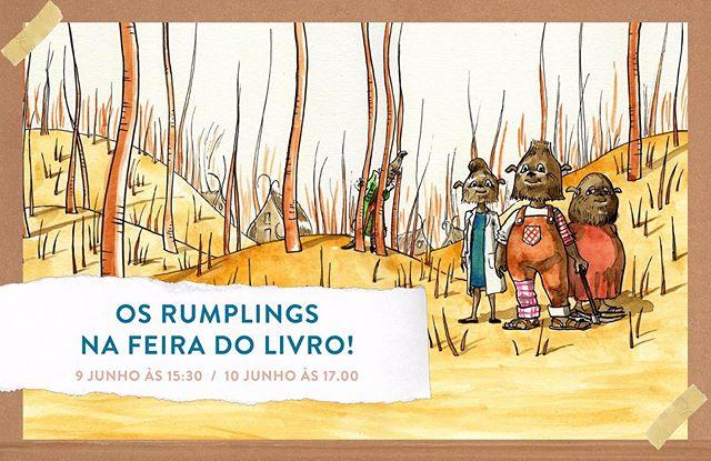 Venham visitar-nos na @feiradolivrodelisboa dias 9 e 10 de Junho! #feiradolivro #feiradolivrodelisboa