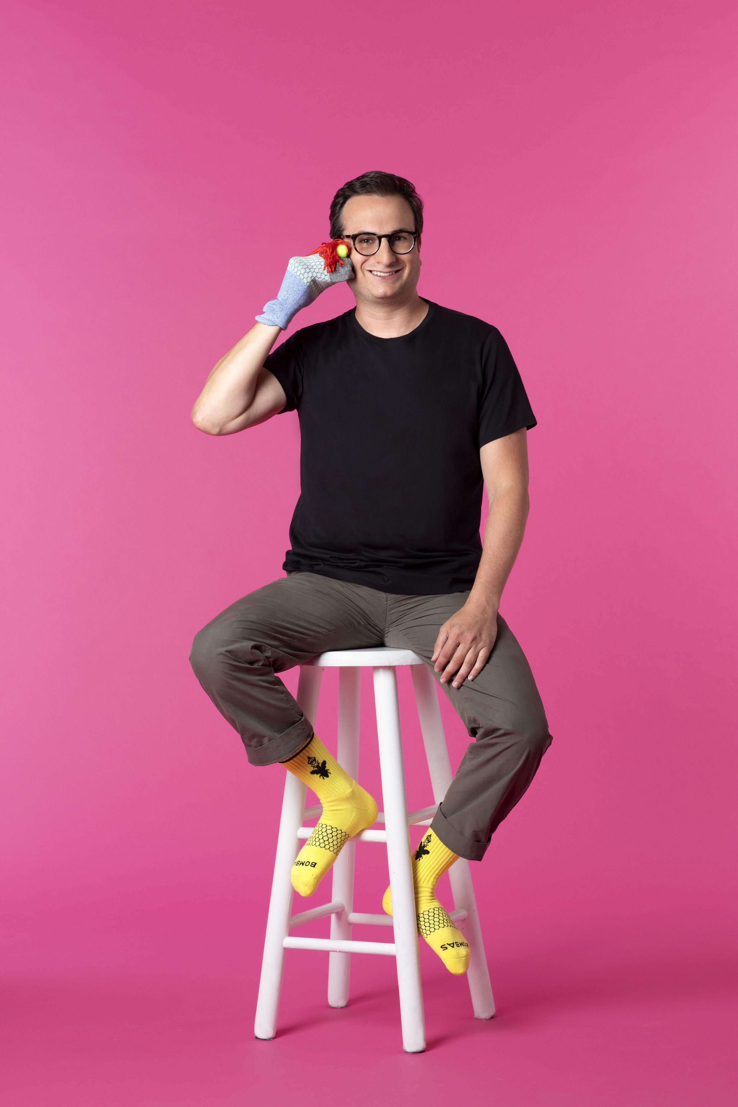 Bombas Socks x People Magazine