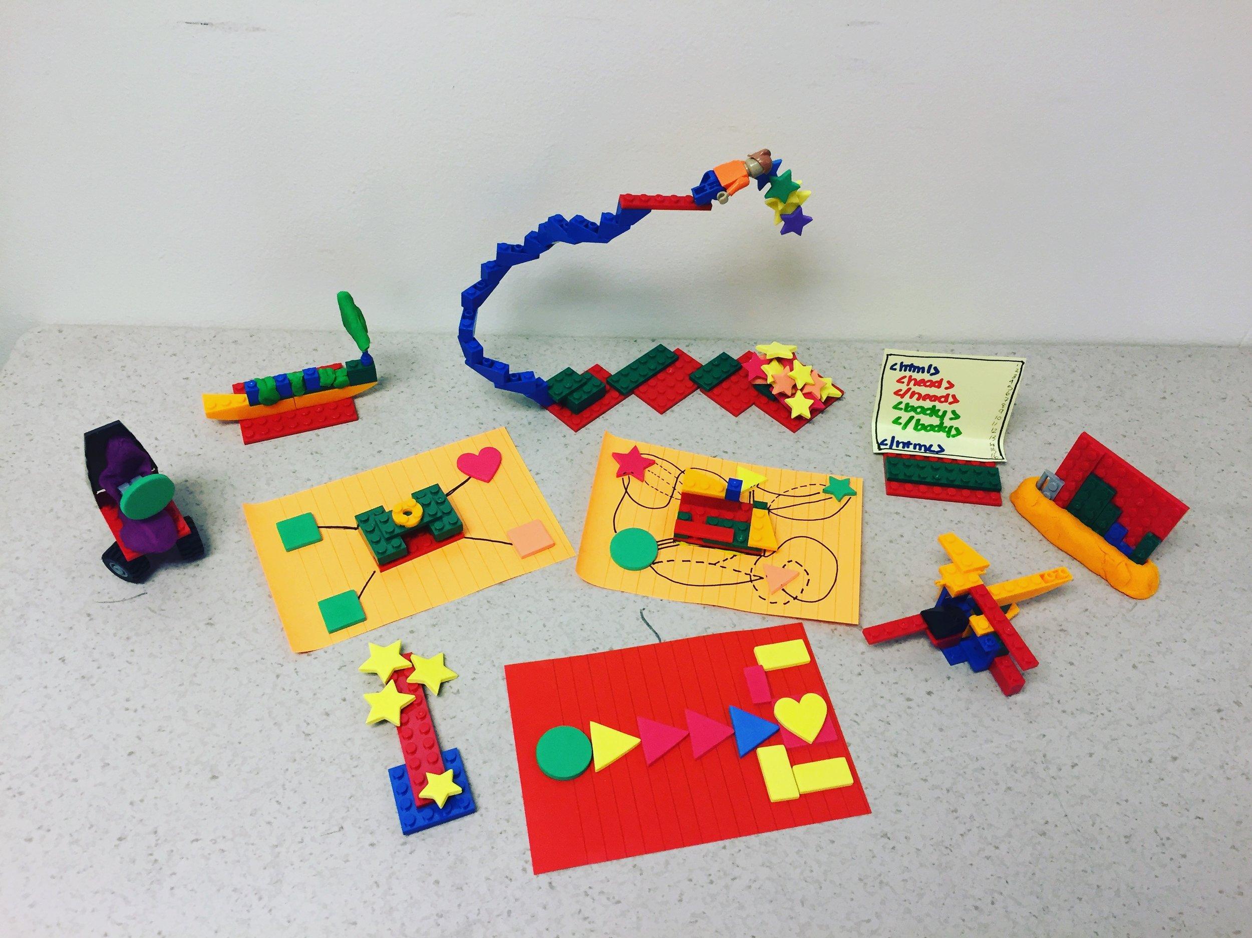 NYC Dept. of Education: Design Workshop Artifacts