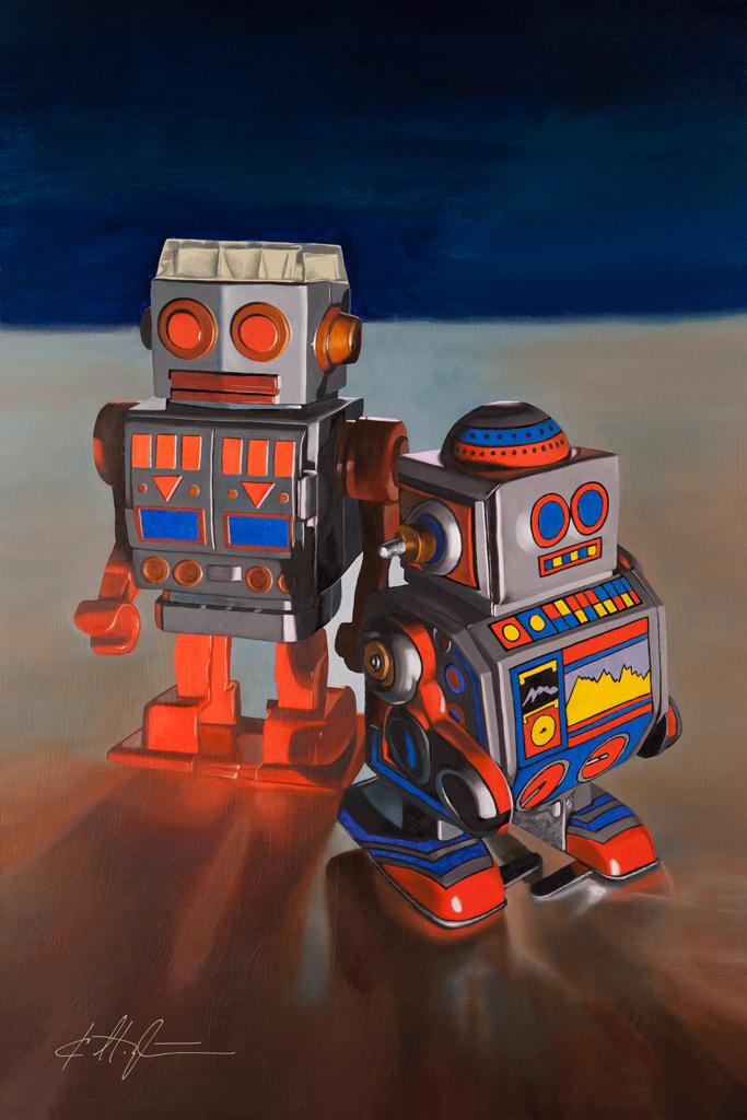 """Toy Robots"""