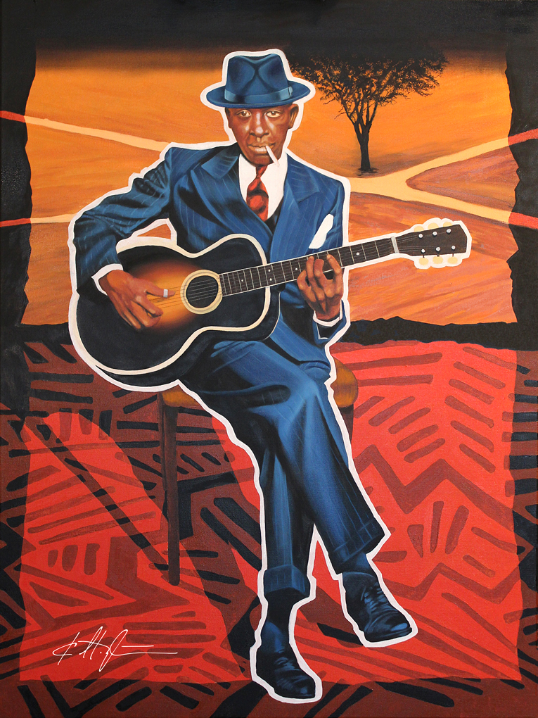 """Robert Johnson"""