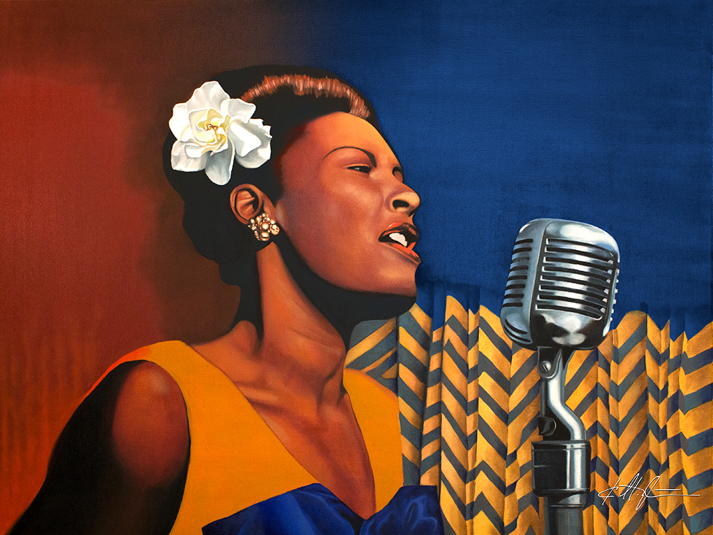 """Billie Holiday"""