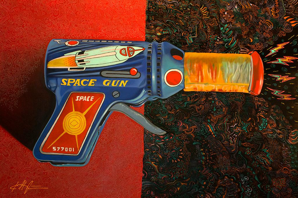 """""""Space Gun"""""""