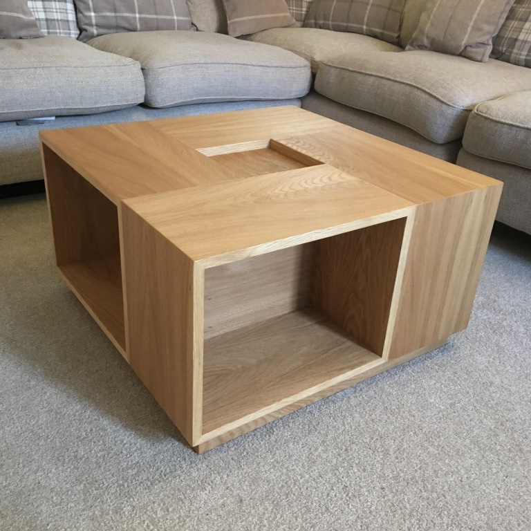 4Box Coffee Table - Square
