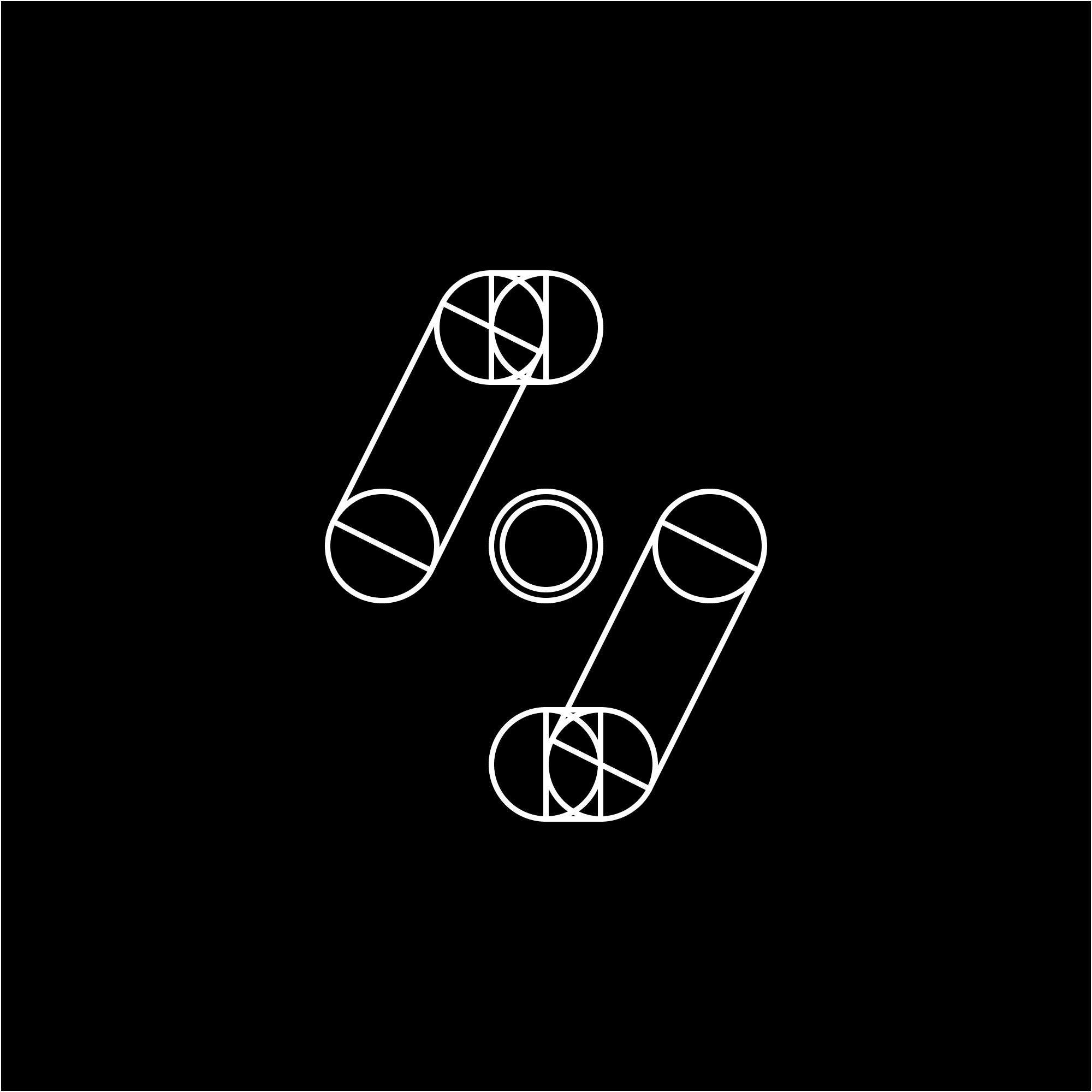 Logo wireframe