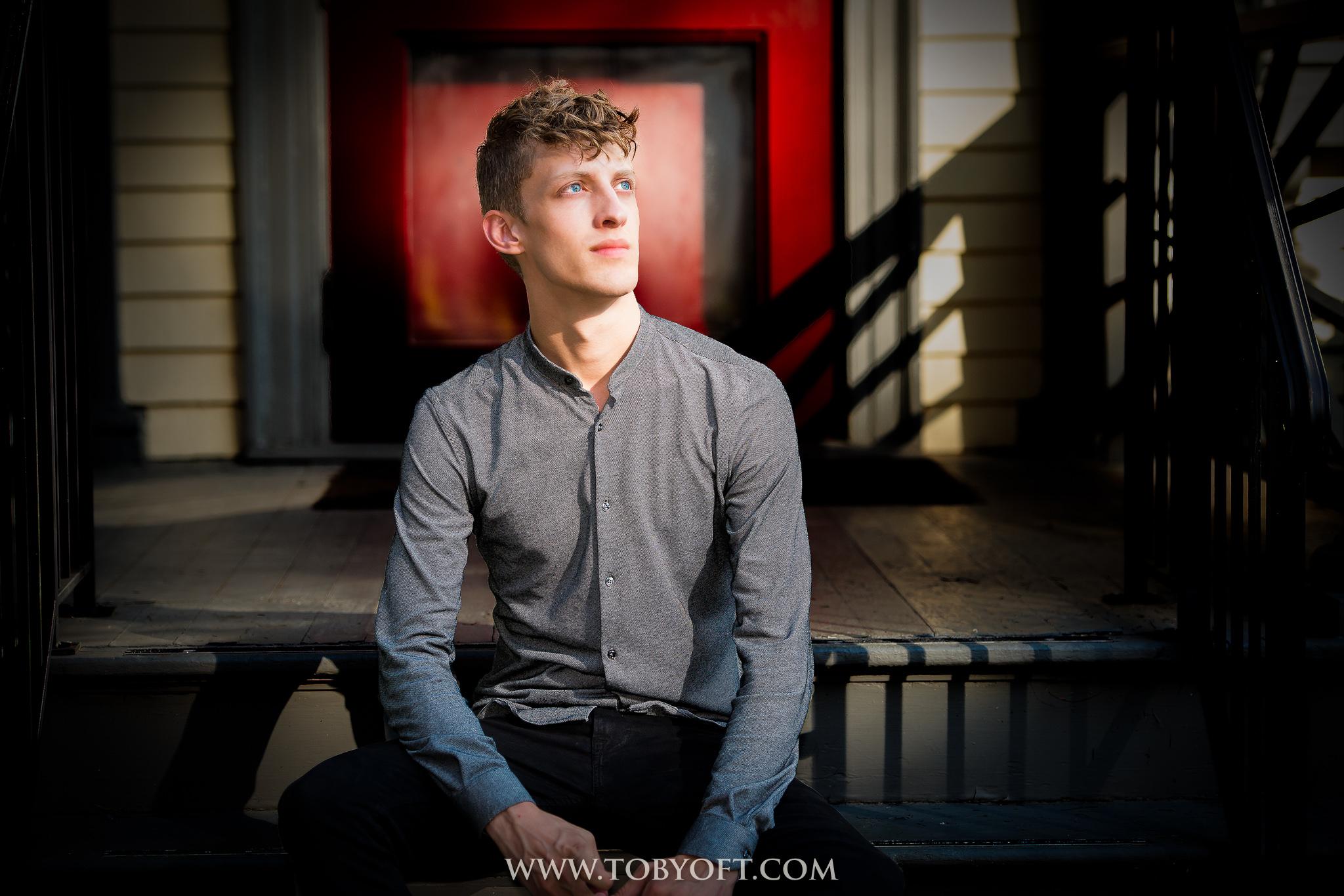Chris Sokolowski  - Headshot at Tanglewood