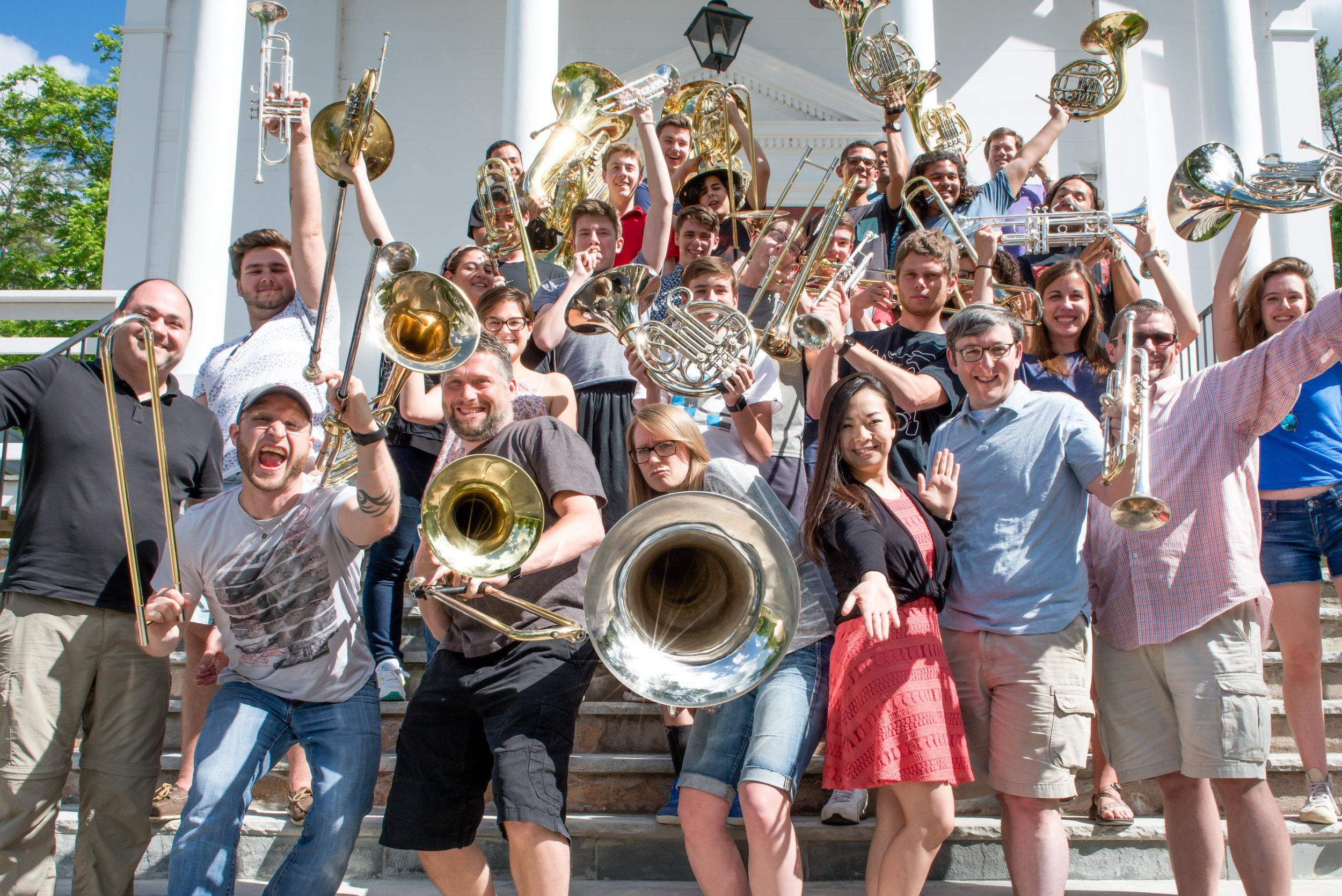 Berkshire Summer Music Festival - Brass Seminar - 6/22 - 6/26