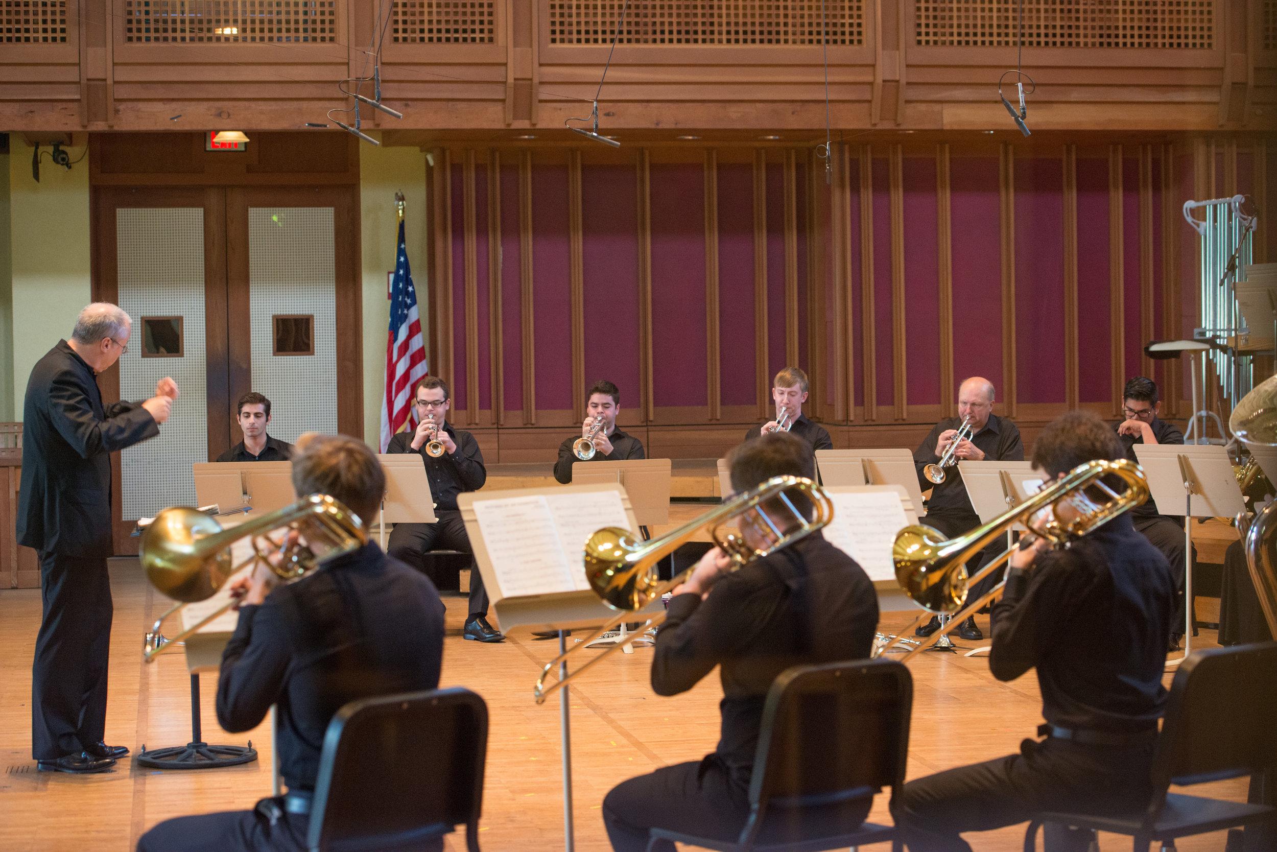 TMC Brass Concert - 10am on July 2 at Ozawa Hall, Lenox MA