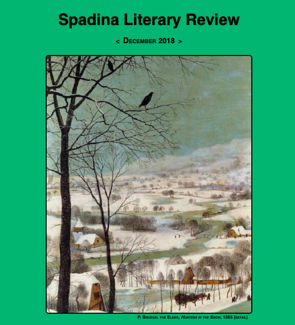 Spadina Literary Review Cover.png