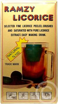 Ramzy Licorice Tea 200g