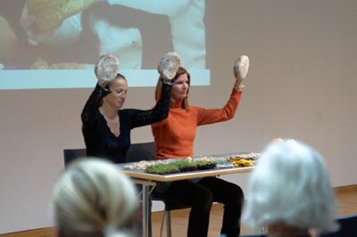 WHITE MARKET, Performance lecture, Akademie der Künste Munich Oct 2009