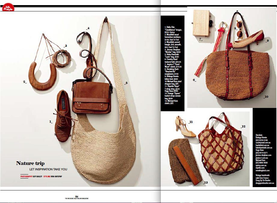 The Weekend Australian Magazine April 2014